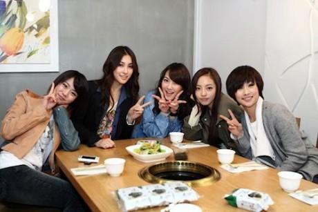 \\//~~girls generation  ~~//\\ 20100325_kara-460x307